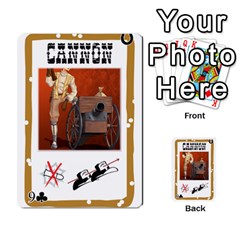 Robroost 1 Of 2 By Nukeme1   Multi Purpose Cards (rectangle)   Tvsgat3ax7nv   Www Artscow Com Front 4