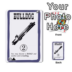 Robroost 1 Of 2 By Nukeme1   Multi Purpose Cards (rectangle)   Tvsgat3ax7nv   Www Artscow Com Front 34