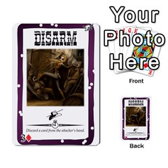 Robroost 1 Of 2 By Nukeme1   Multi Purpose Cards (rectangle)   Tvsgat3ax7nv   Www Artscow Com Front 36