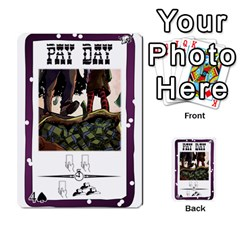 Robroost 1 Of 2 By Nukeme1   Multi Purpose Cards (rectangle)   Tvsgat3ax7nv   Www Artscow Com Front 37