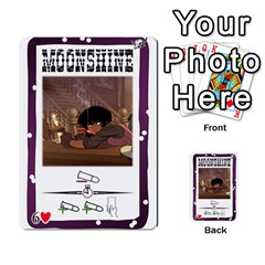 Robroost 1 Of 2 By Nukeme1   Multi Purpose Cards (rectangle)   Tvsgat3ax7nv   Www Artscow Com Front 38