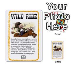 Robroost 2 Of 2   Eldorardo By Nukeme1   Multi Purpose Cards (rectangle)   Tkokajcsb35p   Www Artscow Com Front 45