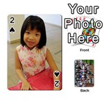 2J - Playing Cards 54 Designs