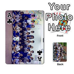 Ace 2j By Ethal   Playing Cards 54 Designs   I0hrxng5f1s8   Www Artscow Com Front - ClubA