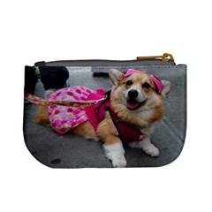 Corgi Coin Purse By Steven Daniels   Mini Coin Purse   Mt8rt67n4hxk   Www Artscow Com Back