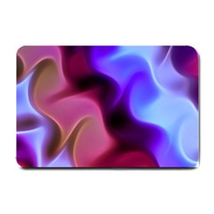Rippling Satin Small Door Mat by KirstenStar