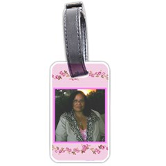 Lt Cheryl C By Beverly A  Terrell   Luggage Tag (two Sides)   Isgog4narwk5   Www Artscow Com Front