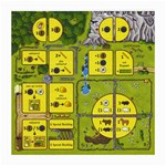 Board for Agricola All Creatures Great & Small - Medium Glasses Cloth