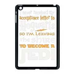 Howarts Letter Apple iPad Mini Case (Black) by empyrie
