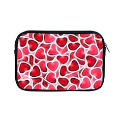 Candy Hearts Apple iPad Mini Zippered Sleeve by KirstenStar
