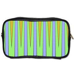 Spikes Toiletries Bag (one Side) by LalyLauraFLM