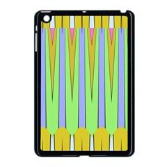 Spikes Apple iPad Mini Case (Black) by LalyLauraFLM