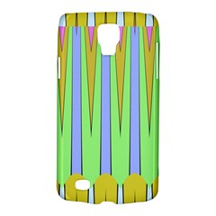 Spikes Samsung Galaxy S4 Active (i9295) Hardshell Case by LalyLauraFLM