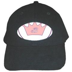 Princess Brenna2 Fw Black Baseball Cap by brennastore