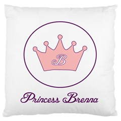 Princess Brenna2 Fw Standard Flano Cushion Case (two Sides) by brennastore