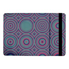 Concentric Circles Pattern	samsung Galaxy Tab Pro 10 1  Flip Case by LalyLauraFLM