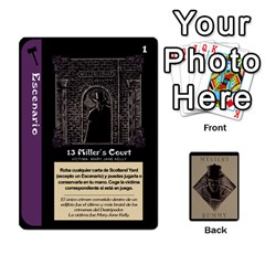 Rummyrummy By Sissoko   Playing Cards 54 Designs   Zvb0vlvx7rwm   Www Artscow Com Front - Spade8