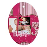 baby - Ornament (Oval)
