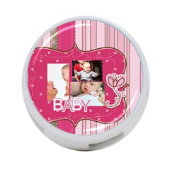 Baby By Baby   4 Port Usb Hub (two Sides)   B5hz7e68oma4   Www Artscow Com Back