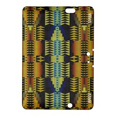 Triangles And Other Shapes Pattern	kindle Fire Hdx 8 9  Hardshell Case