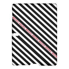 Selina Zebra Samsung Galaxy Tab S (10.5 ) Hardshell Case  by Contest580383