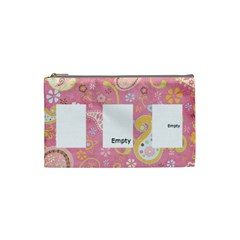 Small By Jennifer   Cosmetic Bag (small)   Irqohxaum037   Www Artscow Com Front
