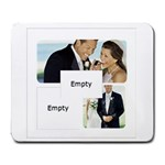 wedding - Large Mousepad
