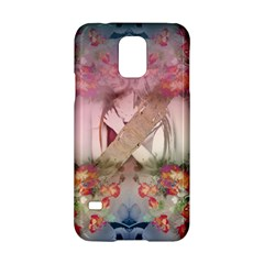 Nature And Human Forces Cowcow Samsung Galaxy S5 Hardshell Case  by infloence