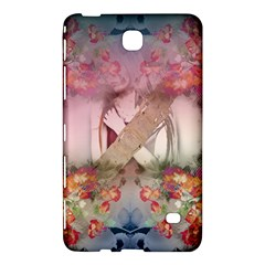Nature And Human Forces Cowcow Samsung Galaxy Tab 4 (8 ) Hardshell Case  by infloence