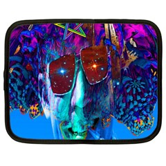 Voyage Of Discovery Netbook Case (xxl)