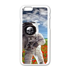 Exodus Apple Iphone 6 White Enamel Case by icarusismartdesigns