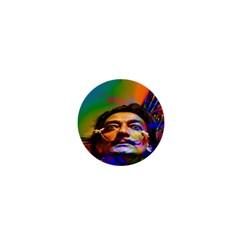 Dream Of Salvador Dali 1  Mini Buttons by icarusismartdesigns