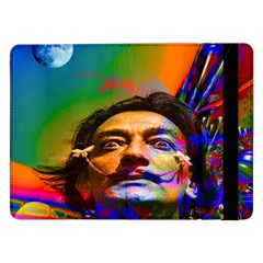 Dream Of Salvador Dali Samsung Galaxy Tab Pro 12 2  Flip Case by icarusismartdesigns