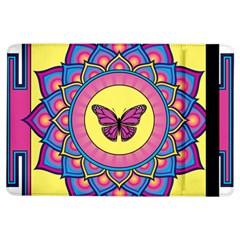 Butterfly Mandala Ipad Air Flip