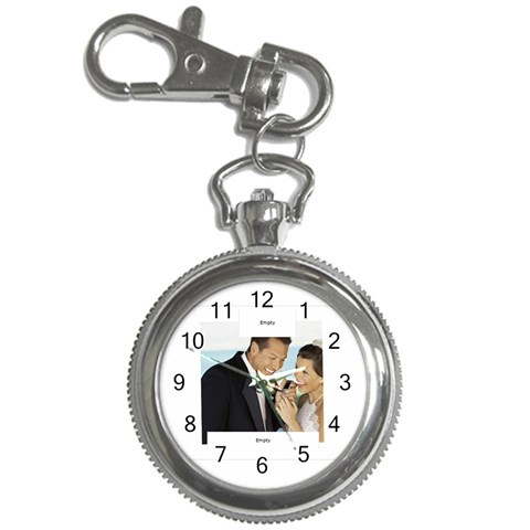 Wedding By Wedding   Key Chain Watch   9qhl3l0qhmdu   Www Artscow Com Front