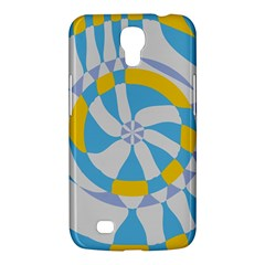 Abstract Flower In Concentric Circles Samsung Galaxy Mega 6 3  I9200 Hardshell Case by LalyLauraFLM