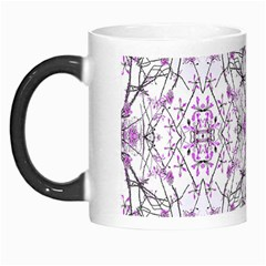 Geometric Pattern Nature Print  Morph Mugs by dflcprints
