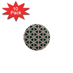 Cute Pretty Elegant Pattern 1  Mini Magnet (10 Pack)  by creativemom