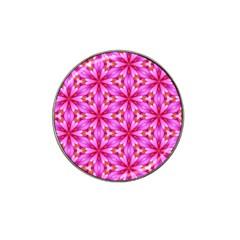 Cute Pretty Elegant Pattern Hat Clip Ball Marker by creativemom