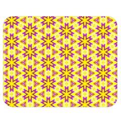 Cute Pretty Elegant Pattern Double Sided Flano Blanket (medium)
