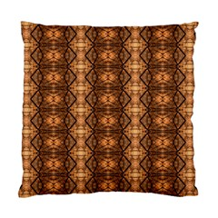 Faux Animal Print Pattern Standard Cushion Case (one Side)  by creativemom