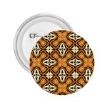 Faux Animal Print Pattern 2.25  Buttons