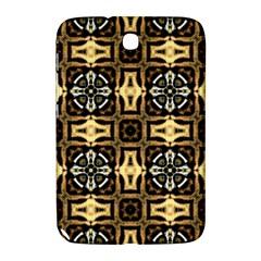 Faux Animal Print Pattern Samsung Galaxy Note 8 0 N5100 Hardshell Case  by creativemom