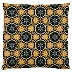 Faux Animal Print Pattern Standard Flano Cushion Cases (One Side)  by creativemom