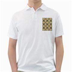 Faux Animal Print Pattern Golf Shirts by creativemom