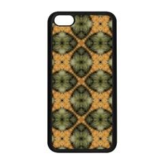 Faux Animal Print Pattern Apple Iphone 5c Seamless Case (black) by creativemom