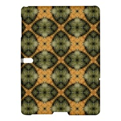 Faux Animal Print Pattern Samsung Galaxy Tab S (10.5 ) Hardshell Case  by creativemom