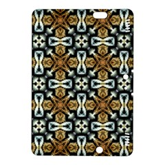Faux Animal Print Pattern Kindle Fire HDX 8.9  Hardshell Case by creativemom