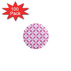 Cute Pretty Elegant Pattern 1  Mini Magnets (100 Pack)  by creativemom