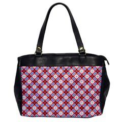 Cute Pretty Elegant Pattern Office Handbags by creativemom